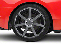 Niche Verona Anthracite Wheel - 20x10 (2015 All)