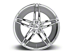 Foose Stallion Chrome Wheel - 20x8.5 (2015 All)