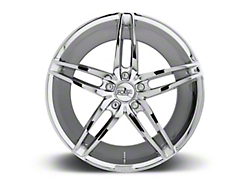Foose Stallion Chrome Wheel - 20x10 (2015 All)