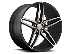 Foose Stallion Double Dark Wheel - 20x10 (2015 All)