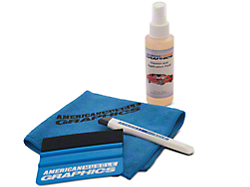 American Muscle Graphics Vinyl Installation Kit - Standard