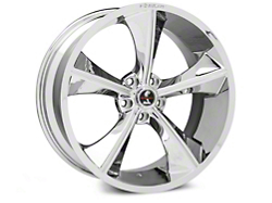 Shelby CS70 Chrome Wheel - 20x9 (2015 All)