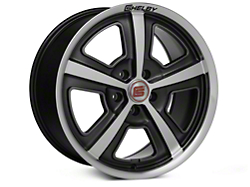 Shelby CS69 Hyper Black Wheel - 18x9.5 (05-14 All)