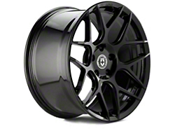 HRE Flowform FF01 Liquid Black Wheel - 20x10.5 (05-14 All)