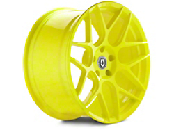 HRE Flowform FF01 Hyper Yellow Wheel - 20x10.5 (2015 All)