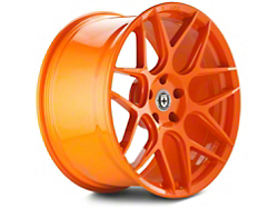 HRE Flowform FF01 Race Orange Wheel - 20x10.5 (2015 All)