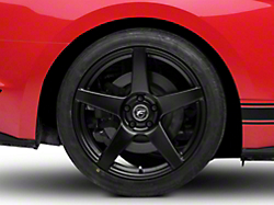 Forgestar CF5 Monoblock Matte Black Wheel - 19x11 (2015 All)