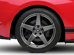 Forgestar CF5 Monoblock Gunmetal Wheel - 19x11 (2015 All)