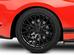 Performance Pack Style Black Wheel - 19x10 (2015 All)