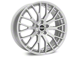 Performance Pack Style Silver Wheel - 19x8.5 (05-14 All)