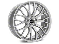 Performance Pack Style Silver Wheel - 19x10 (2015 All)