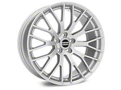 Performance Pack Style Silver Wheel - 20x8.5 (2015 All)