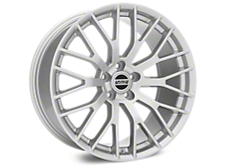 Performance Pack Style Silver Wheel - 20x10 (2015 All)