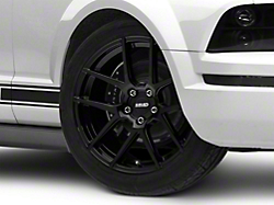 MMD Zeven Black Wheel - 19x8.5 (05-14 All)