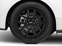 MMD Zeven Black Wheel - 19x10 (2015 All)