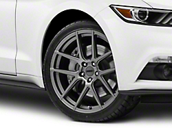 MMD Zeven Charcoal Wheel - 20x8.5 (2015 All)
