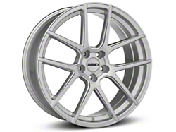 MMD Zeven Silver Wheel - 20x8.5 (2015 All)