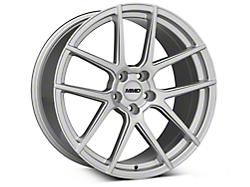 MMD Zeven Silver Wheel - 20x10 (05-14 All)