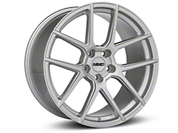 MMD Zeven Silver Wheel - 20x10 (2015 All)