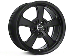 Mickey Thompson SC-5 Flat Black Wheel - 18x9 (94-04 All)