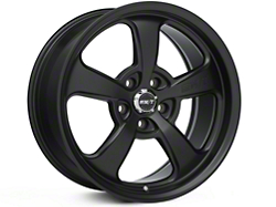 Mickey Thompson SC-5 Flat Black Wheel - 18x9 (05-14 All)