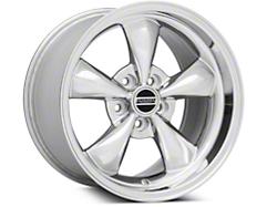Deep Dish Bullitt Polished Wheel - 17x10.5 (94-04 All)