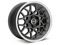 2013 GT500 Style Deep Dish Charcoal Wheel - 17x9 (94-04 All)