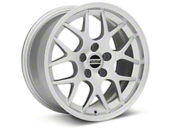 Deep Dish AMR Silver Wheel - 17x9 (94-04 All)