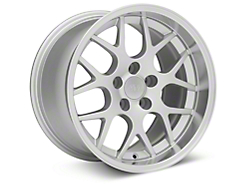 Deep Dish AMR Silver Wheel - 17x10.5 (94-04 All)