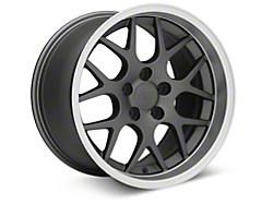 Deep Dish AMR Charcoal Wheel - 17x10.5 (94-04 All)