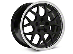 Deep Dish AMR Black Wheel - 17x9 (05-14 V6; 05-10 GT)