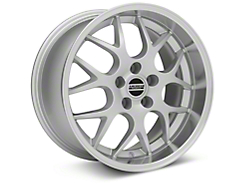 Deep Dish AMR Silver Wheel - 18x10 (05-14 All, Excludes 13-14 GT500)