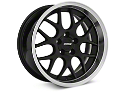 Deep Dish AMR Black Wheel - 18x9 (05-14 All, Excludes 13-14 GT500)