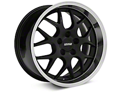 Deep Dish AMR Black Wheel - 18x10 (94-04 All)