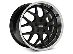 Deep Dish AMR Black Wheel - 18x10 (05-14 All, Excludes 13-14 GT500)