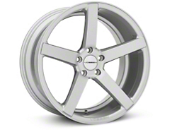 Vossen CV3 Machined Matte Silver Wheel - 20x10.5 (05-14 All)