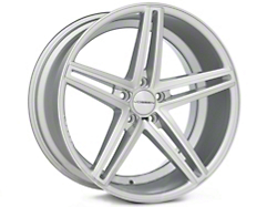 Vossen CV5 Silver Polished Wheel - 20x10.5 (2015 All)