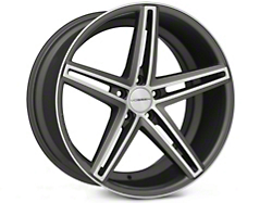 Vossen CV5 Machined Matte Graphite Wheel - 20x10.5 (05-14 All)