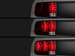 Raxiom Sequential Tail Light Kit - Plug-and-Play (05-09 All)