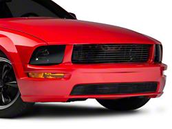 Modern Billet Black Retro Billet Grille - Combo (05-09 GT)
