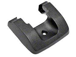 Sunroof Interior Latch Cover - Black (79-93 All)