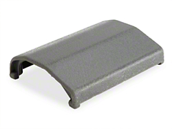Seat Belt Buckle Cover - Gray (83-89 All)