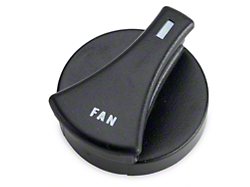 HVAC Control Knob - Fan (87-89 All)