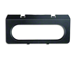 HVAC Control Panel Trim Bezel (90-93 All)