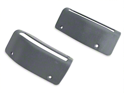 Convertible Seat Belt Bezels - Pair (85-89 All)