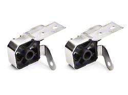 SR Performance Stainless Steel Exhaust Hanger Kit (05-10 All)