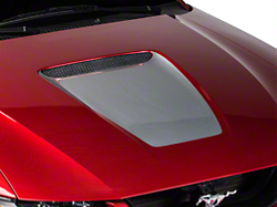 Silver Hood Decal (99-04 GT & 99-02 V6)