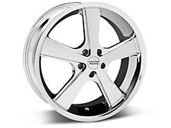 Nova Chrome Wheel - 20x8.5 (05-14 GT, V6)