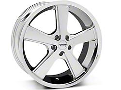 Nova Chrome Wheel - 20x10 (05-14 GT, V6)