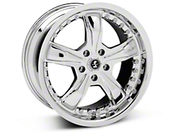 Shelby Razor Chrome Wheel - 18x9 (94-04 All)